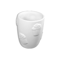 MUGS Cupcake Cup/12 SPO