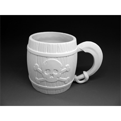 MUGS Pirate Mug/4 SPO
