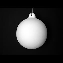 """SEASONAL 3.5"""" Ball Ornament/10 SPO"""