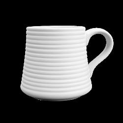 MUGS Coiled Bell Mug/4 SPO