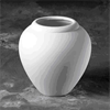 HOME DÉCOR Smooth Vase/6 SPO