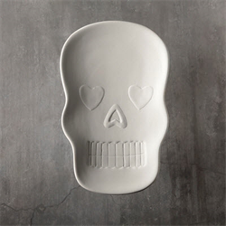 PLATES Sugar Skull Dish/6 SPO
