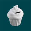 BANKS Small Cupcake Bank/6