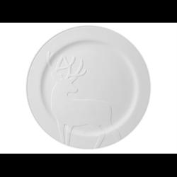 PLATES Rim Deer Plate/4 SPO