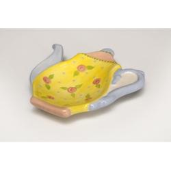 KITCHEN Tea Bag Holder/12 SPO