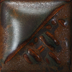 RUSTED IRON MATTE - Pint (Cone 6 Glaze)