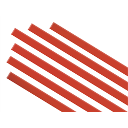 Rust Transparent Strips/1 SPO