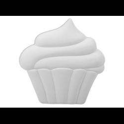 TILES, ETC. Yummy Cupcake Plaque/4 SPO