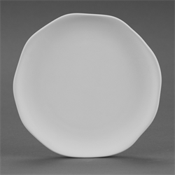 PLATES POTTERY DINNER PLATE/6 SPO