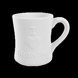 MUGS I Heart Grandma Mug/6 SPO