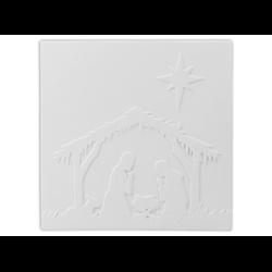 TILES, ETC. Nativity Scene Tile XL/6 SPO