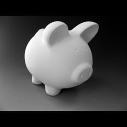 BANKS Medium Pig Bank/4 SPO