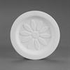 PLATES TEN PETAL FLOWER PLATE/6 SPO