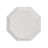 PLATES Octagon Plate/6 SPO