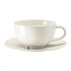 Latte Cup & Saucer, 9oz. SPO