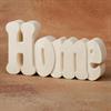 HOME DÉCOR HOME WORD PLAQUE/6 SPO