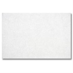 """White T-Paper 16"""" x 20""""/12"""
