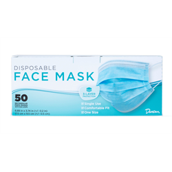 Disposable Face Mask/50