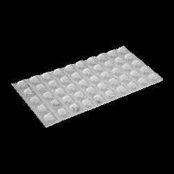 Clear Square Bumper (50) SPO