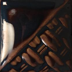MIRROR BLACK - Pint (Cone 6 Glaze)