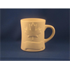 MUGS MAPLE LEAF BANNER MUG, 16oz/6 SPO