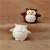 BANKS Pudgy Party Pet Owl Bank/6 SPO