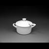 KITCHEN Sea Salt Pot with Spoon/4 SPO