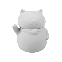 KITCHEN Fat Cat Jar/4 SPO