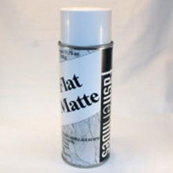 Flat Matte Spray Sealer, 12oz SPO