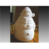 SEASONAL Snowman Jar/1 SPO