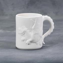 MUGS Dragon Mug/6 SPO