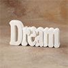 TILES, ETC. DREAM WORD PLAQUE/6 SPO