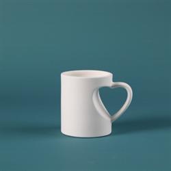 MUGS Small Heart Mug/24 SPO