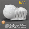 KIDS TINY TOT CRAWL THE SPIDER/6 SPO