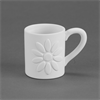 MUGS TEN PETAL FLOWER MUG/6 SPO