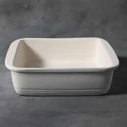 STONEWARE Caserole Dish/4 SPO