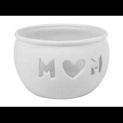 TILES & PLAQUES Mom Yarn Bowl/4 SPO