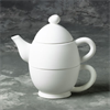 KITCHEN Oval Tea-For-One/6 SPO