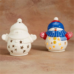 HOME DÉCOR SNUGGLES THE SNOWMAN LANTERN/4 SPO  Out for the Season 2017