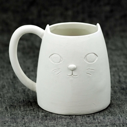MUGS CAT MUG/6 SPO