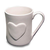 MUGS HEART MUG/8 SPO