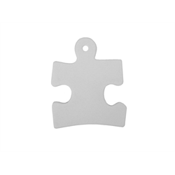 SEASONAL Puzzle Piece Ornament/24 SPO