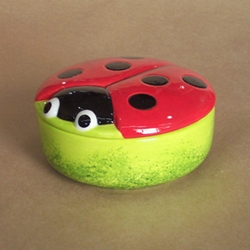 BOXES LADY BUG BOX/6 SPO