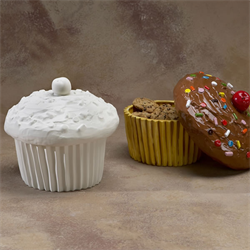 BOXES CUPCAKE CANISTER/1 SPO