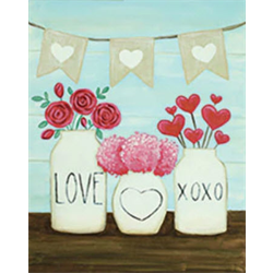 Pattern Pack - Rustic Valentines/1 SPO