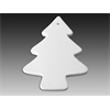 SEASONAL Flat Christmas Tree Ornament/12 SPO
