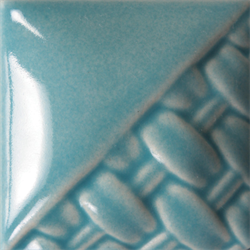 GLACIER BLUE - Pint (Cone 6 Glaze)