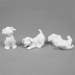 KIDS Playful Puppies (asst of 3)/12 SPO