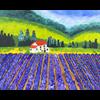 Pattern Pack - Lavender Fields /1 SPO