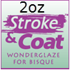 Stroke N Coat, 2oz.